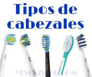 Mejores Tipos de Cabezales para Cepillos Eléctricos Dentales