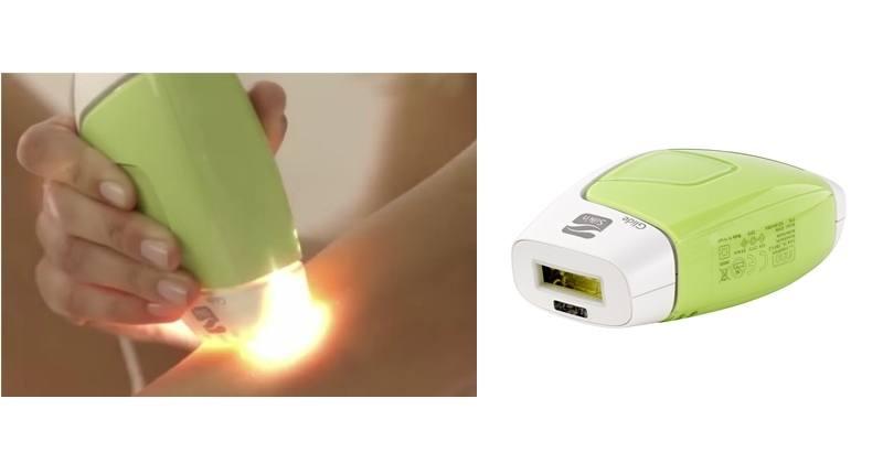 ¿Cómo se usan las depiladoras de luz pulsada o IPL?