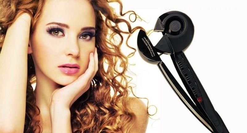 ¿Cómo se usan los rizadores de pelo automáticos?