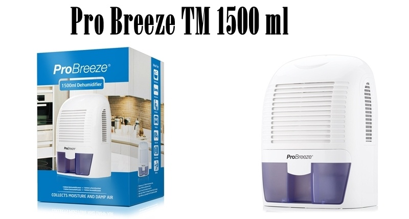 Pro Breeze TM 1500 ml