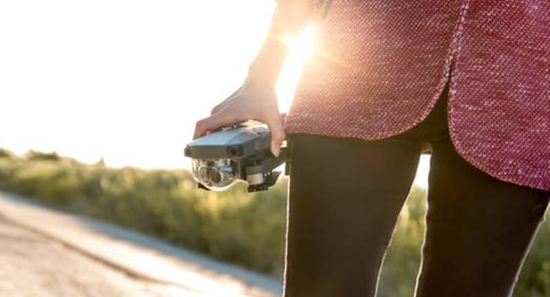 Drones de competición