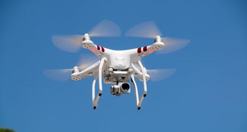 las Partes de un dron