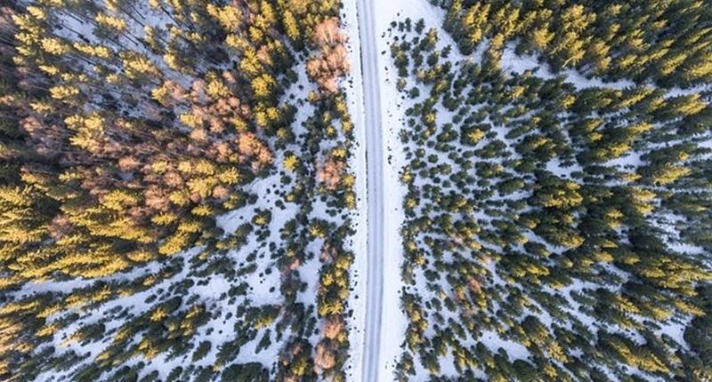 Filmación y fotografía con imagen aérea y cartografía