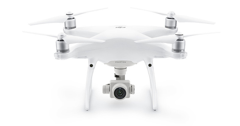 Drone con cámara DJI phantom 4 PRO