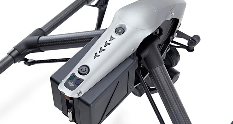 Dron con Cámara DJI Inspire 2