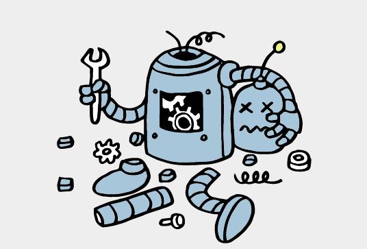 solucionar errores del Roomba