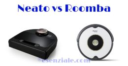 Neato vs Roomba – La Mejor Guía de Comparativa
