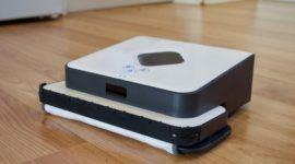 Análisis del iRobot Braava 390T – Fregona Inteligente con Algunas Carencias