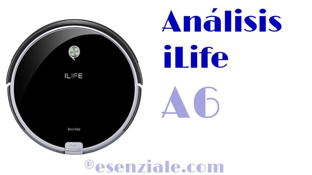 Análisis iLIfe A6
