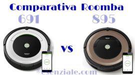 ¿Cuáles son las diferencias entre Roomba 691 y 895? – Todos los detalles