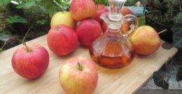 Vinagre de manzana para tratar la celulitis. ¿Funciona?