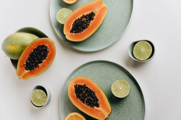 enzimas papaya
